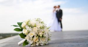 bruidsachtergrond