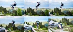 Slopestyle compo