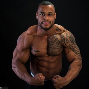 bodybuilding shoot